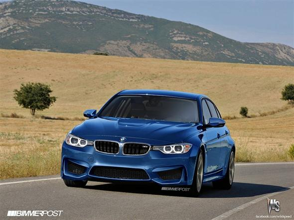 0-F80 M3 2012 blue