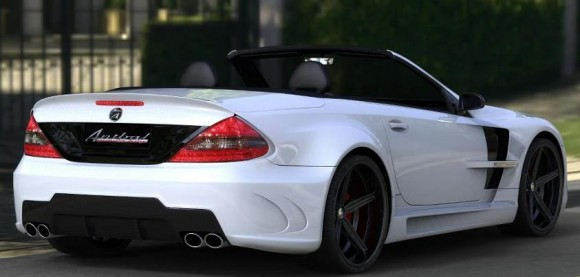 Mercedes Clase SL por Anibal Automotive Design