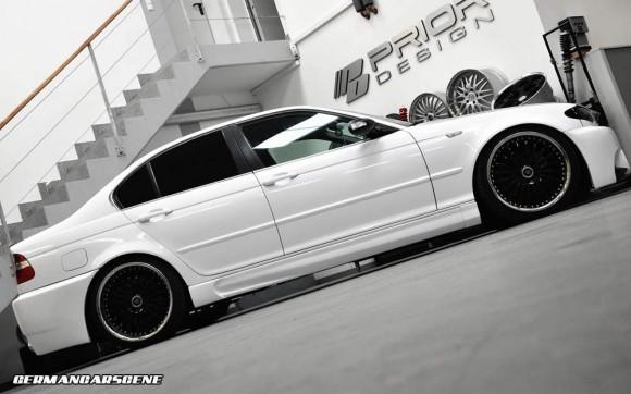 BMW Serie 3 E46 por Prior Design