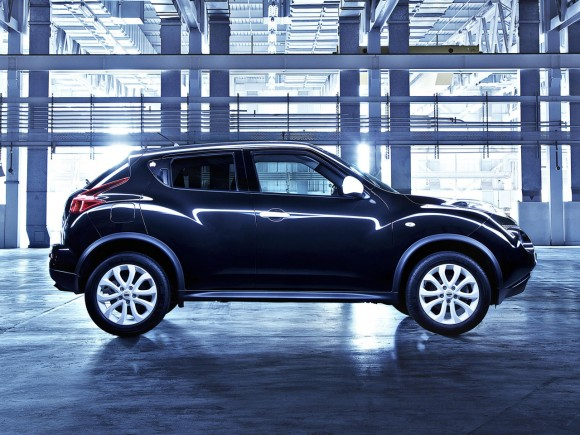 "Nissan Juke ""Ministry of Sound"""