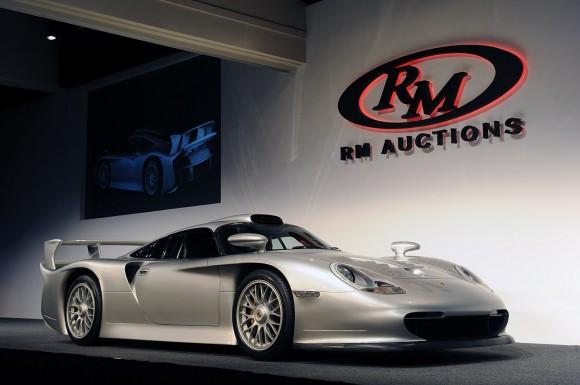 Pebble Beach 2012: 20 coches a un millón o más en una de las subastas más multitudinarias del mundo