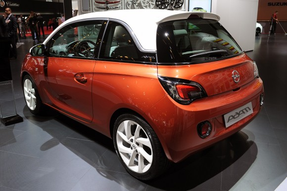 París 2012: Opel Adam