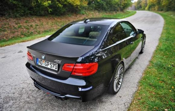720 caballos para el BMW M3 de G-Power