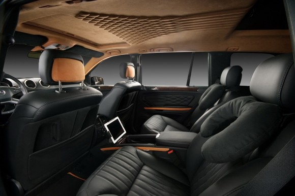 "Vilner promete un Mercedes GL ""cinco estrellas"""