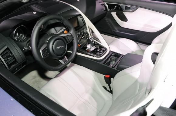 París 2012: Jaguar F-Type