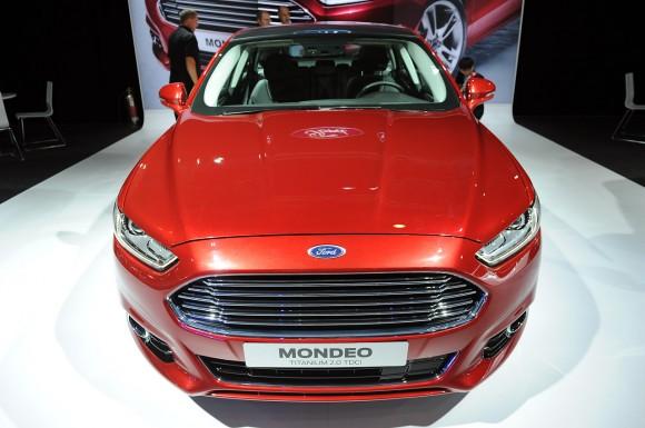 París 2012: Ford Mondeo
