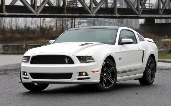 ¿Filtrado? nuevo Ford Mustang