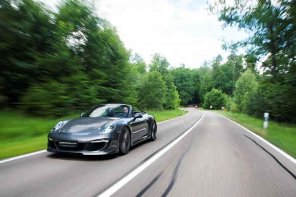 Gemballa muestra su apuesta personal por el Porsche 911 S Cabrio