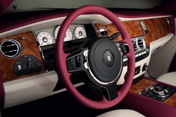 Rolls-Royce Ghost Qatar Edition