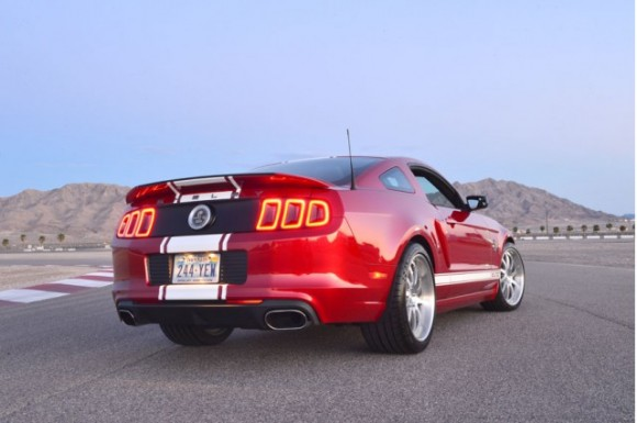 Shelby GT500 Super Snake 2013