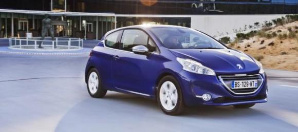 Peugeot 208 FE Hybrid Concept