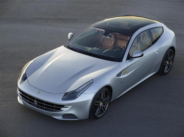 Ferrari FF Coupé, ¿confirmado?