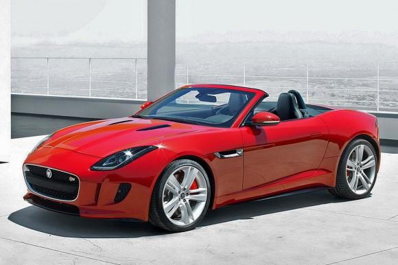 El Jaguar F-Type Coupe debutará en Detroit