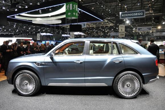 Bentley Falcon, un nuevo nombre para el EXP 9 F