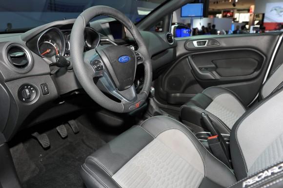 Los Ángeles 2012: Ford Fiesta ST