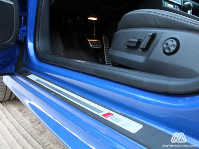 Prueba Audi RS3  (parte 2)