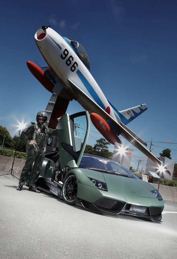 Lamborghini Murcielago T-02