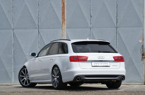 MTM se atreve con el Audi A6 3.0 BiTDI