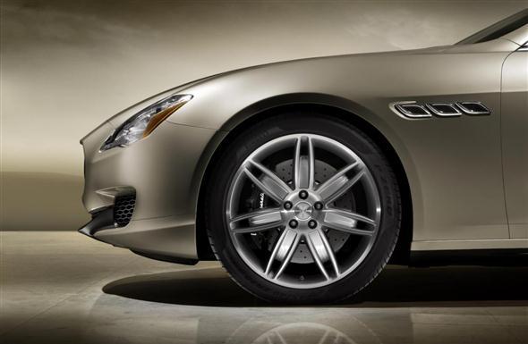 Maserati aumenta sus ventas a un ritmo imparable