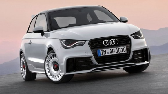 El Audi S1 vuelve con estas fotos espía