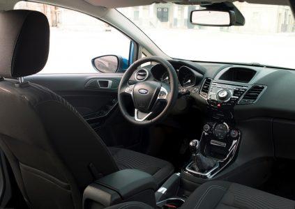 New Ford Fiesta Interior