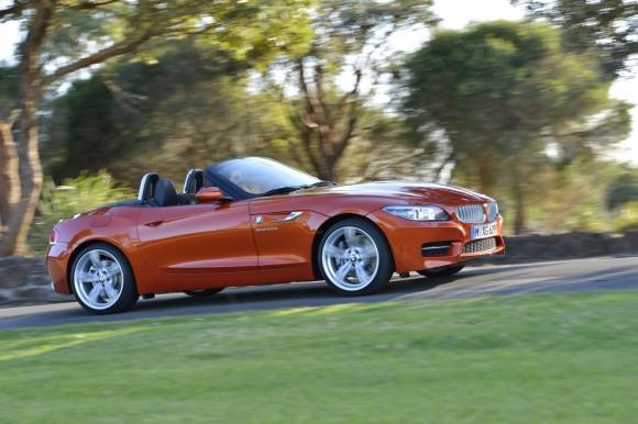 Vuelve a sonar: BMW Z2, ¿con tracción delantera?