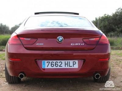 Prueba BMW 640d xDrive 313 caballos (parte 2)