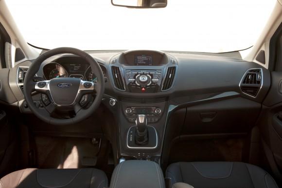 Ford Kuga II, precios para España