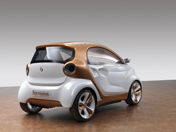 Smart quiere un SUV en su catálogo