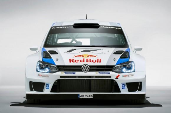 Volkswagen Polo R WRC muestra su cara