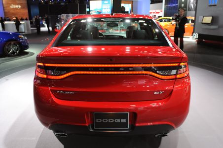Detroit 2013: Dodge Dart GT