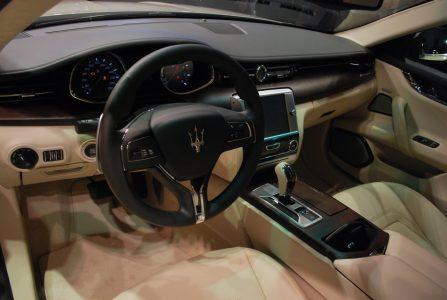 Maserati Quattroporte, precios para España