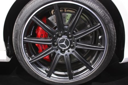 Detroit 2013: Mercedes E63 AMG 4Matic