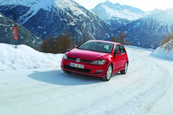 Volkswagen introduce la tracción 4Motion en el nuevo Golf