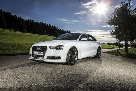 ABT se atreve con el Audi A5 Sportback