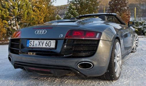 Audi R8 V10 Spyder por B&B Automobiltechnik