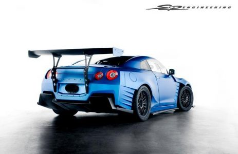 Desvelado el Nissan GT-R de Fast and Furious 6