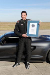 Hennessey Venom GT, el coche de producción más rápido en el 0 - 300 km/h
