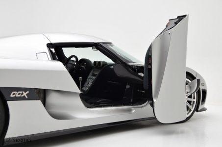 Koenigsegg CCX, a la venta en Estados Unidos