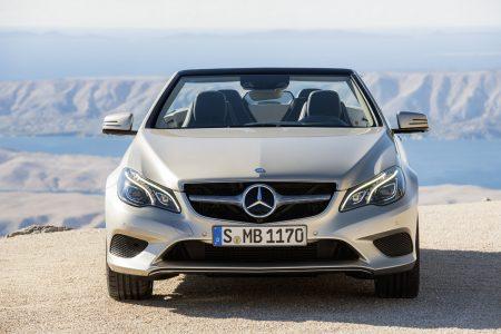 Mercedes-Benz E 350 BLUETEC Cabriolet mit Sportpaket, (A 207), 2