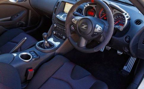 Nissan trae a Europa el 370Z Nismo