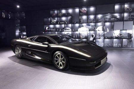 Overdrive AD actualiza el Jaguar XJ220