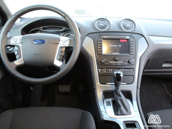 Prueba Ford Mondeo Limited Edition (parte 1)