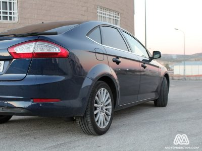 Prueba Ford Mondeo Limited Edition (parte 2)