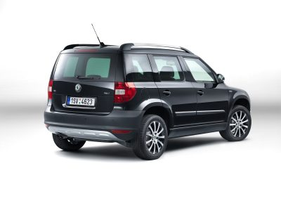 Skoda Yeti Laurin&Klement Edition