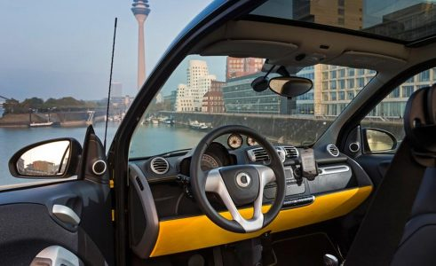 "Smart ForTwo ""Cityflame"""
