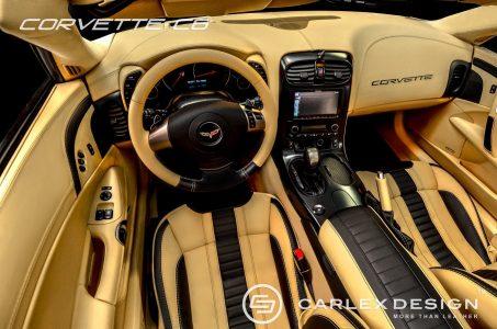 Carlex Design nos muestra lo atractivo que puede ser un Corvette C6