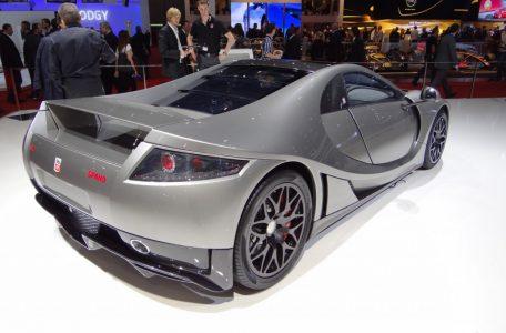 Un año más el GTA Spano estará en Ginebra