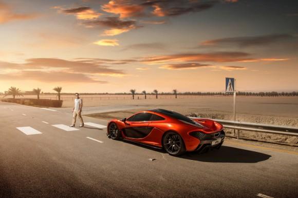 McLaren P1, todos los detalles oficiales