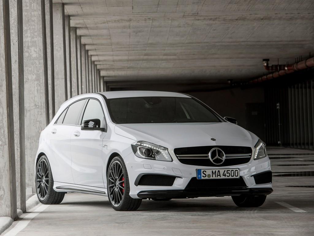 El Mercedes A 45 AMG Black Series ya está más cerca